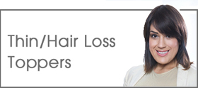 Thin or Hair Loss Toppers
